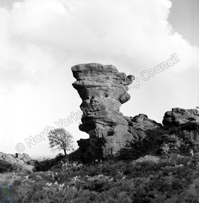 Brimham Rocks, Knave of Hearts